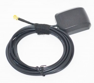GPS antenna with SMB connector
